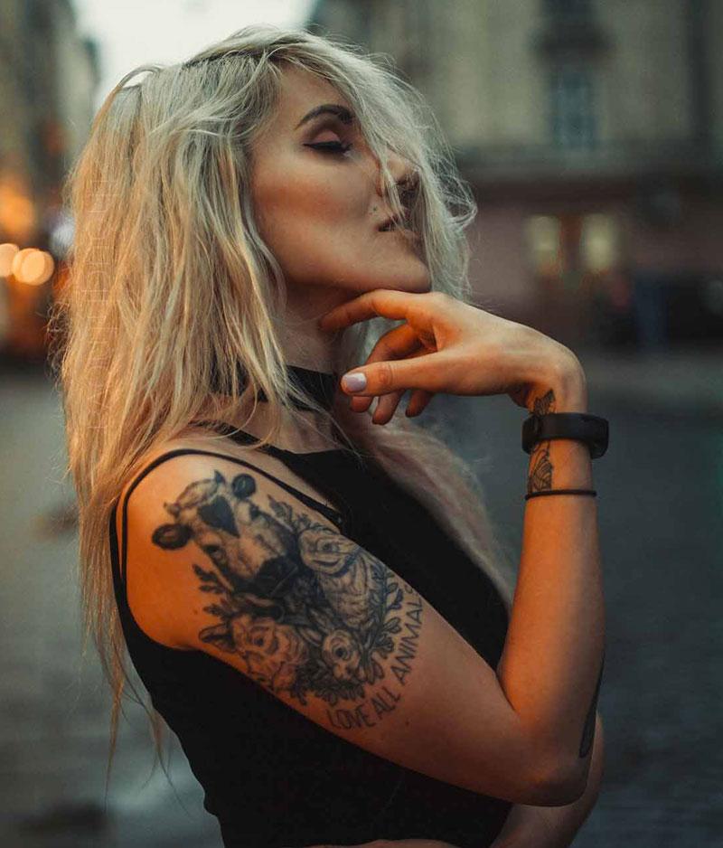 tatouage dévoile votre personnalité